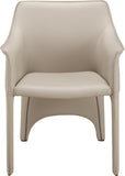 NATALIE DINING CHAIR SAND