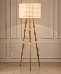 ANNALISA FLOOR LAMP WHITE