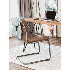 ANSEL DINING CHAIR SET OF 2
