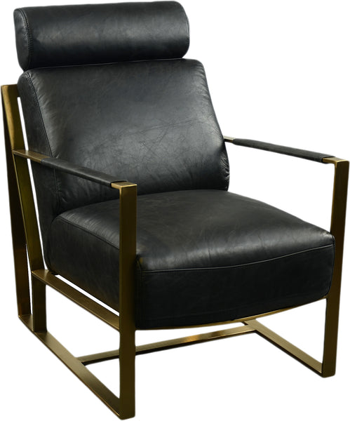 SOMERVILLE CHAIR BLACK