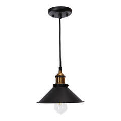 RENATA PENDANT LAMP BLACK