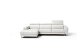 CARLO LARGE SECTIONAL LEFT CHAISE