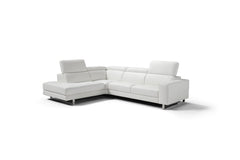 CARLO LARGE SECTIONAL LEFT CHAISE LARGE