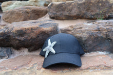 Black Hat w/ Silver Starfish
