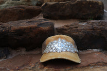 Gold Hat w/ Embellishment