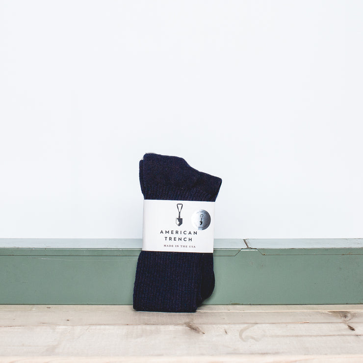 Mil-Spec Sport Sock - Navy