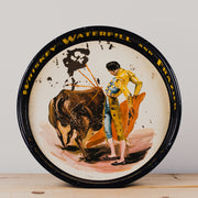 Whiskey Waterfill and Frazier Matador Serving Tray - Circa 1960