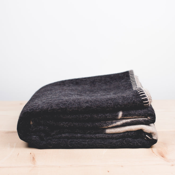 Midnight Sun Reversible Throw