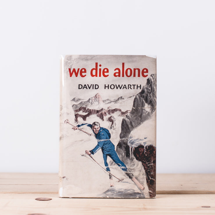 David Howarth's We Die Alone