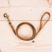 Eastwood Dog Leash - Brown