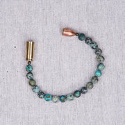 Centerfire Bracelet - African Turquoise