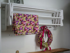 Wall Mounted Drying Rack.
