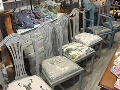 Fun Farmhouse Chairs