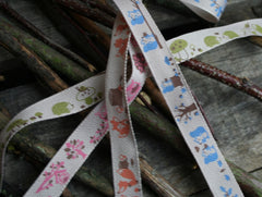 Woodland Friends Ribbons