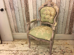 Ralph Lauren Rococo Louis Bedroom Chair