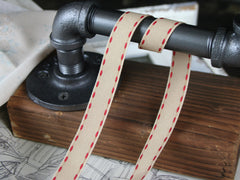 Stabstitch Edged Ribbon
