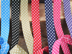 Polkadot bias binding | By the metre