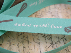 Baked with Love Ribbon