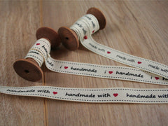 Love Grosgrain Ribbon | 'Love' Ribbon