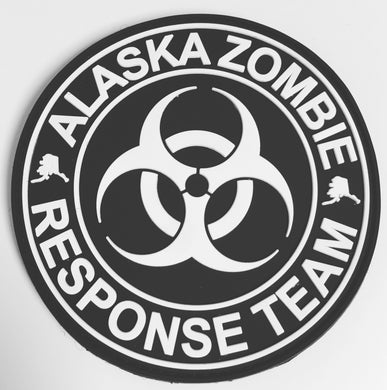 Alaska Zombie Response Team - Rubber Patch