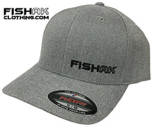 Load image into Gallery viewer, Fish AK - Flex Fit - Solid Back - Hat