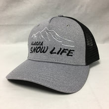 Load image into Gallery viewer, Alaska Snow Life - Trucker Hats