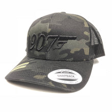 Load image into Gallery viewer, 907 Gun 3D - Trucker - Hat