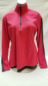 Fish AK - 1/2 Zip - Ladies