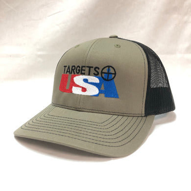 Targets USA - Richardson Trucker Hat