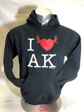 Load image into Gallery viewer, I Heart AK - Adult Hoodie (CLEARANCE)