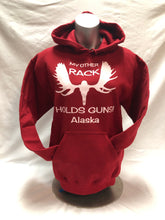 Load image into Gallery viewer, My Other Rack Holds Guns - Hoodie (CLEARANCE)