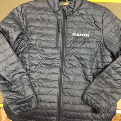 FISH AK - Packable Puffy Jacket