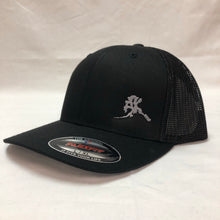 Load image into Gallery viewer, AK Letter (Small Logo) - Flex Fit - Mesh Back- Hats