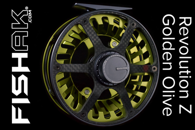 Revolution Z - Fly Reel