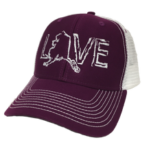 Load image into Gallery viewer, Love Alaska - Trucker - Hat