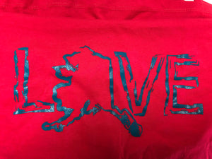 Love Alaska - Ladies Tank Top (SALE)