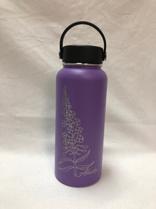 Fireweed - 32oz Stainless Water Bottle