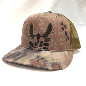 Moose Skull - KRYPTEK - Trucker - Hat