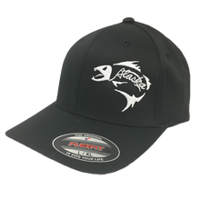 Load image into Gallery viewer, Alaska Fishbones - Flex Fit - Solid Back - Hat