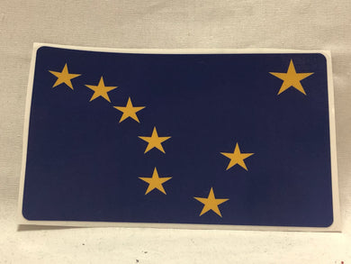 Alaska State Flag - Sticker