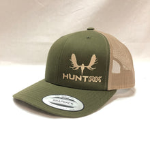 Load image into Gallery viewer, HUNT AK - Moose Skull Hat