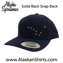 Load image into Gallery viewer, Big Dipper - Curve Bill Snapback Hat