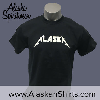 Alaska Rock Star - Adult T-Shirt