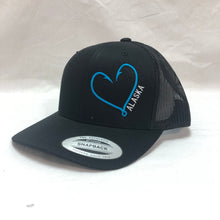 Load image into Gallery viewer, Heart Hook - Trucker - Hat