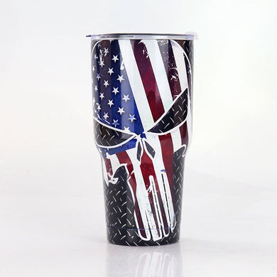 30oz Punisher Tumbler
