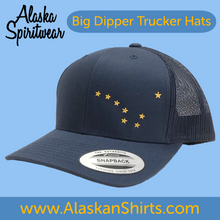 Load image into Gallery viewer, Big Dipper - Trucker - Hats