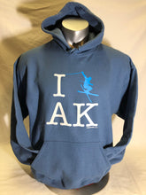 Load image into Gallery viewer, I Ski AK - Hoodie - Adult (CLEARANCE)