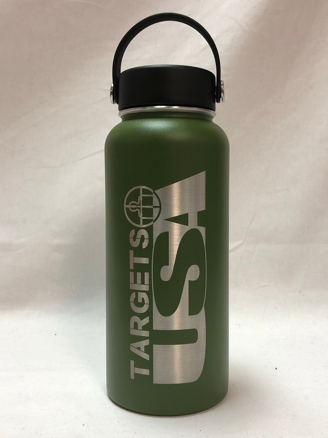 Targets USA - 32oz Stainless Water Bottle
