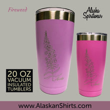 Load image into Gallery viewer, Fireweed - 20oz Tumbler