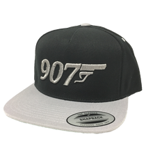 Load image into Gallery viewer, 907 Gun 3D - Flat Bill - Hat